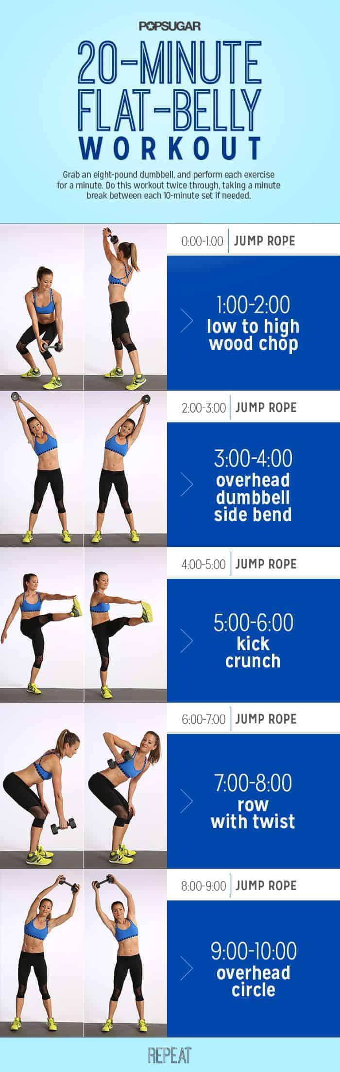 Top Standing Ab Exercises and Workouts to Burn Belly Fat