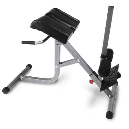 bodycraft f670 exercise equipment back extension