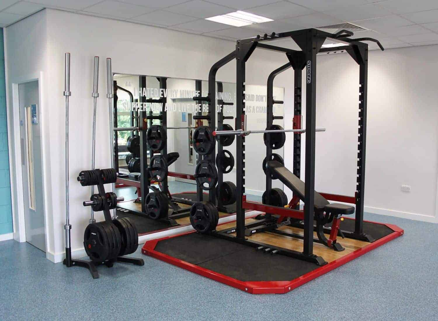 Compact home gym in telford shropshire gumtree