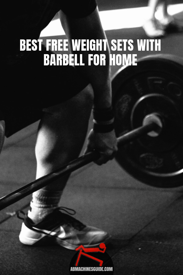 Best free weight set with barbell for you reviews